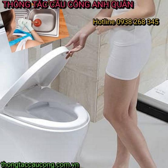 Dịch vụ sửa chữa nhà vệ sinh tại Hà Nội giá rẻ