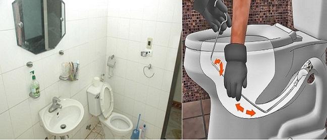 Dịch vụ sửa chữa nhà vệ sinh tại Hà Nội giá rẻ.